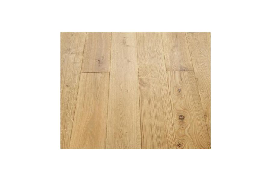 Engineered Oak Brushed & Oiled Wood Flooring - 14mm x 3mm X 150mm
