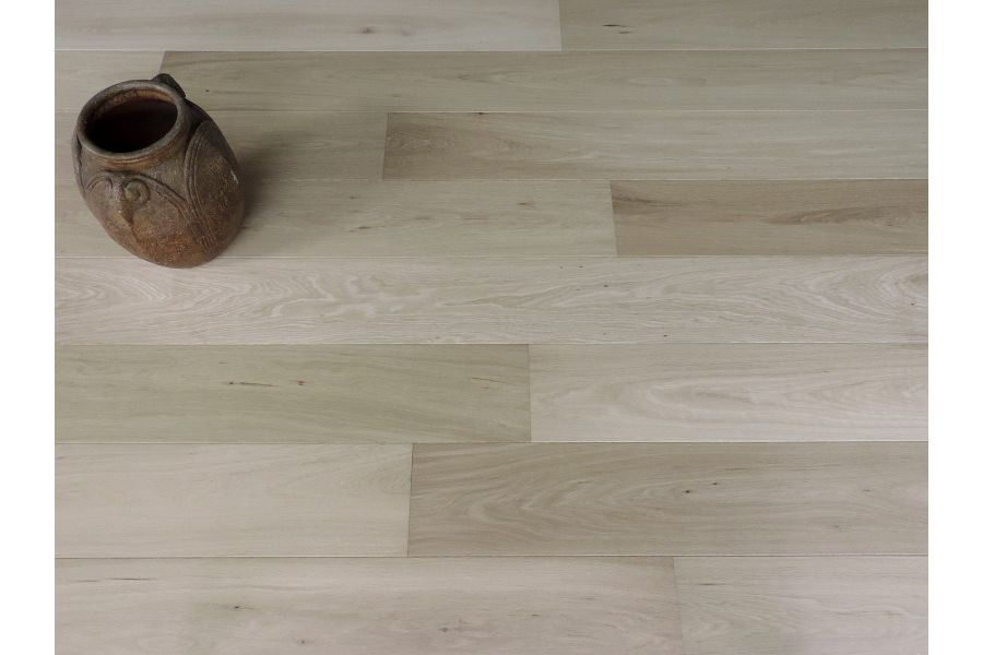 Engineered Oak Invisible Oiled Wood Flooring - 15mm x 4mm X 190mm